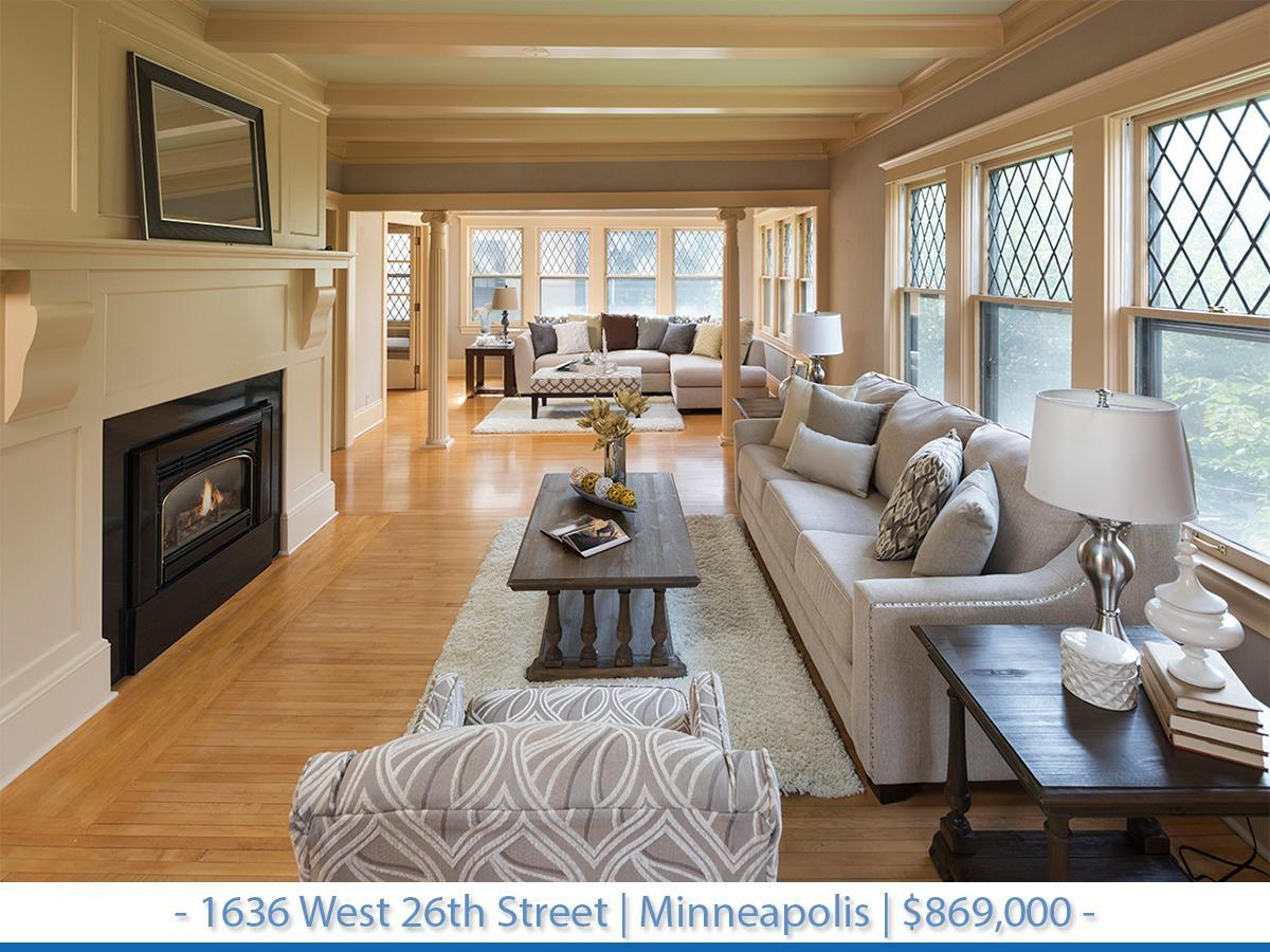 Lake of the isles condo for sale. 1636 W 26th Street Minneapolis.