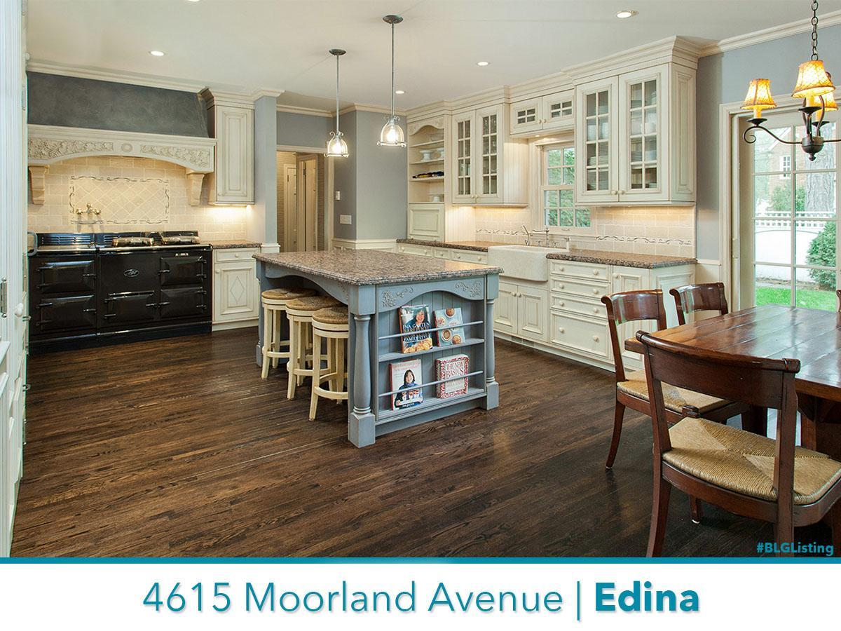 Edina Home For Sale with Oversized Lot